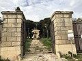 Ingresso della villa del Marchese di Cassibile.jpg