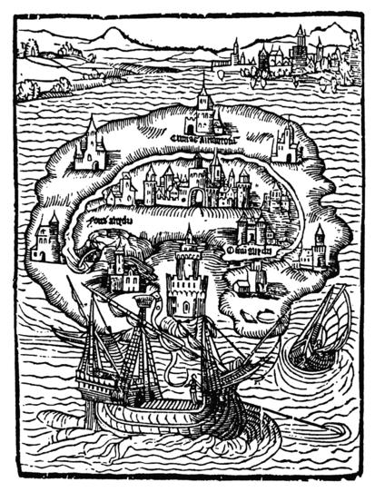 Ilustración de la primera edición de