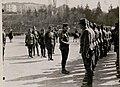 Inspizierung des 4.Tiroler Kaiserjägerregimentes durch Exzellenz Feldmarschall Conrad Freiherr von Hötzendorf am Piazza d'Armi in Trient (BildID 15736118).jpg