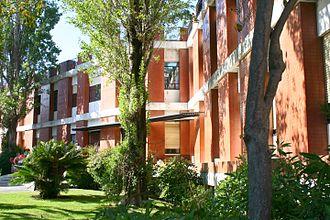 Instituto Gulbenkian de Ciência - IGC campus in Oeiras, Portugal