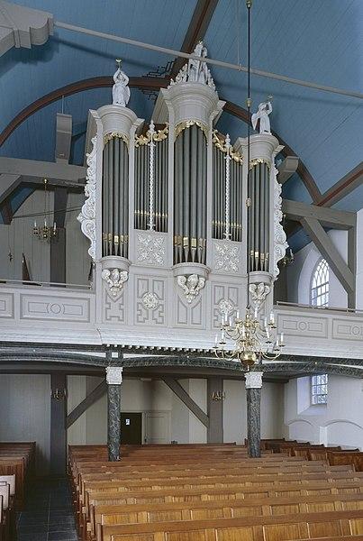 File interieur aanzicht orgel orgelnummer 1593 waarder for Interieur 806