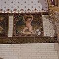 Interieur, bel-etage, achterzijde rechts (Vestibule van de wachtkamer eerste klasse), muurschildering, De maand september - Amsterdam - 20392756 - RCE.jpg