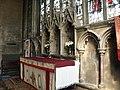 Interior of St Andrew, Heckington - geograph.org.uk - 474817.jpg