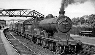 NBR J class class of 43 British 4-4-0 locomotives