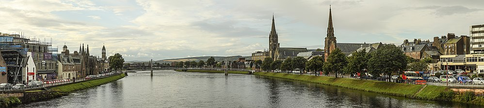 Panorama de Inverness