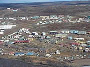 Greg Poelzer, associate professor of Political Studies U o S and Peter MacKay, Defence Minister boarded the HMCS Toronto near Iqaluit. This image is a file photo Image: Technicalglitch.