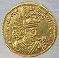 Iran, cosroè II, dinaro, 590-628.JPG