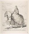 Isabel de Bourbon on horseback, after Velázquez MET DP818190.jpg