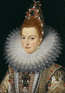 Infanta of Spain, Archduchess of Austria