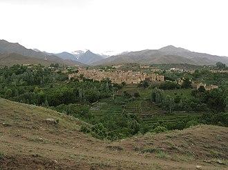 Istalif - Istalif Village