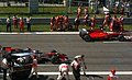 Italian GP starting grid (Alonso and Button).jpg