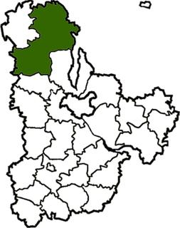 Ivankiv Raion Former subdivision of Kyiv Oblast, Ukraine