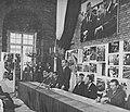 Józef Kępa Zakończenie I etapu odbudowy Zamku Królewskiego 19 lipca 1974.jpg