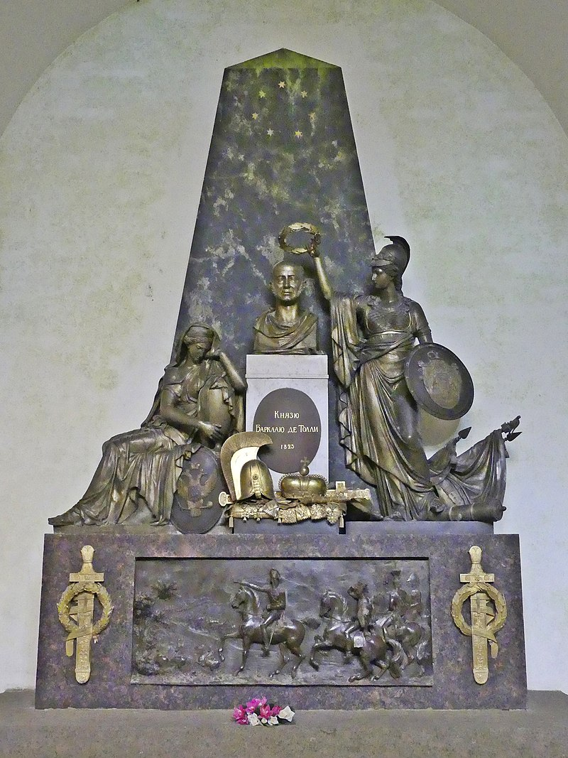 Jõgeveste – Monument to Michael Andreas Barclay de Tolly.jpg