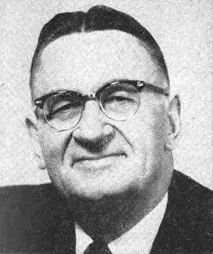 John Chenoweth - , From 1963's Pocket Congressional Directory of the Eighty-Eighth Congress.