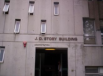 John Douglas Story - J. D. Story Administration Building at the University of Queensland