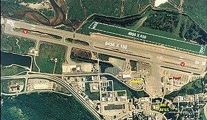 Juneau International Airport - Image: JNU a