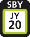 JR JY-20 station number.png
