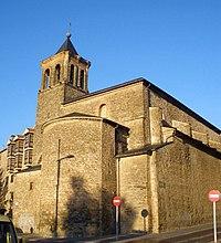 Jaca - Monasterio de San Salvador y San Ginés (Benedictinas) 13.jpg