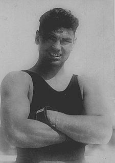 Jack Dempsey American boxer