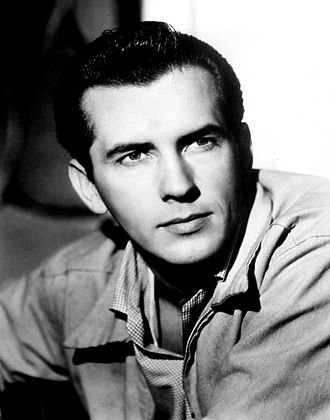 Jack Kelly (actor) - 1957 publicity photo announcing Maverick role