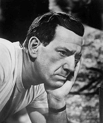 Jack Klugman - Klugman in a publicity photo for The Twilight Zone, September 1963