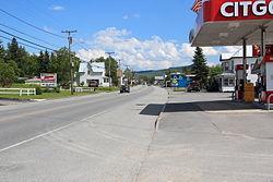 Jackman, Mainejackman town