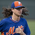 Jacob deGrom in 2015