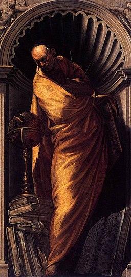 Jacopo Tintoretto - A Philosopher - WGA22670