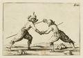 Jacques Callot (1592-1635), Graveur.- Le duel à l'épée.png