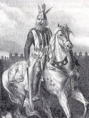 "Calvià - James I of Aragon, ""the Conqueror""."