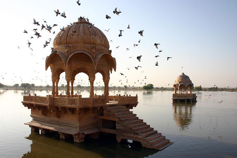 Datei:Jaisalmer Amar Sagar.jpg