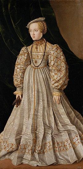 Anna, Bayern, Herzogin, 1528-1590