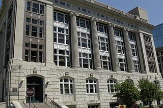 James E. Rudder State Office Building