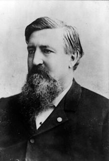 James T. Johnston American politician
