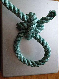 Friendship knot loop