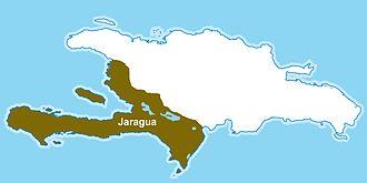 Chiefdoms of Hispaniola - chiefdoms Jaragua