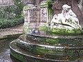 Jardin du Luxembourg - Medici Fountain detail.JPG