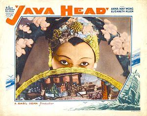 Java Head (1934 film) - Film Poster