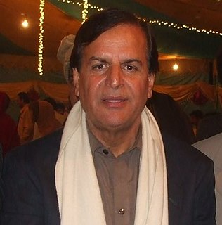 Javed Hashmi Pakistani politician