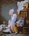 Jean-Baptiste Greuze (French - The Laundress (La Blanchisseuse) - Google Art ProjectFXD.jpg