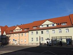 Jenaer Straße in Erfurt