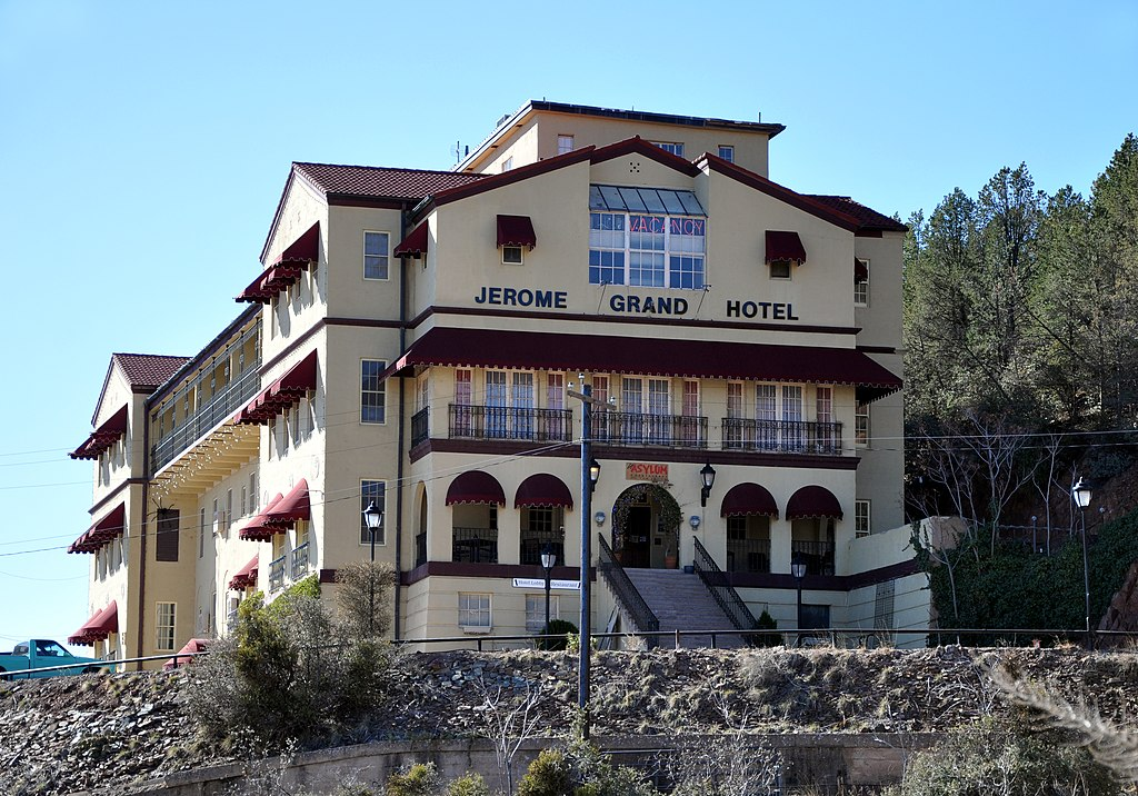 Jerome Grand Hotel (Jerome, Arizona)
