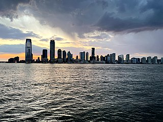 Jersey City, New Jersey City in Hudson County, New Jersey, United States