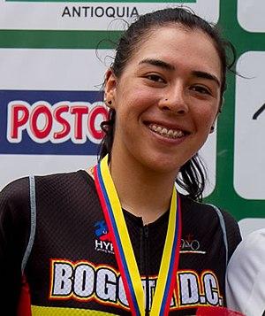 Jessica Parra CN Pista de Colombia 2016.jpg