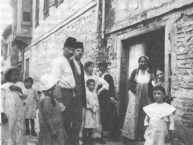Jews of Salonika-1917