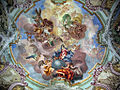 Jožef Anton Lerchinger - Trški Vrh church ceiling fresco.jpg