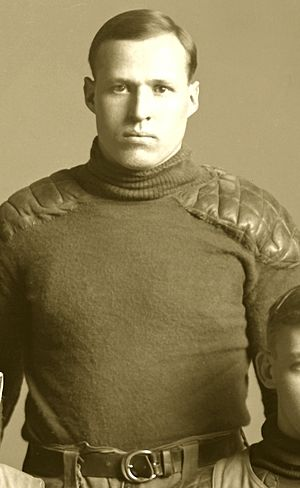History of Michigan Wolverines football in the Yost era - Joe Curtis scored 49 points in a single game in 1904.