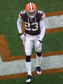 best website a9b26 9eb37 Joe Haden - Wikipedia
