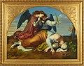 Johann Evangelist Scheffer von Leonhardshoff - Die tote heilige Caecilia (Römische Fassung) - 2244 - Kunsthistorisches Museum.jpg